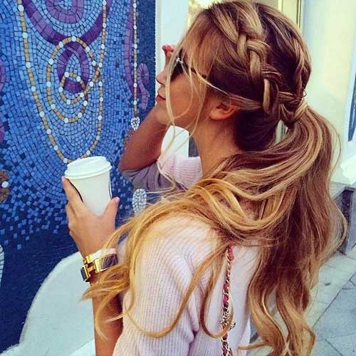 Braided Hairs