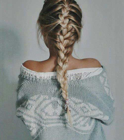 Best Braided Long Hairstyles