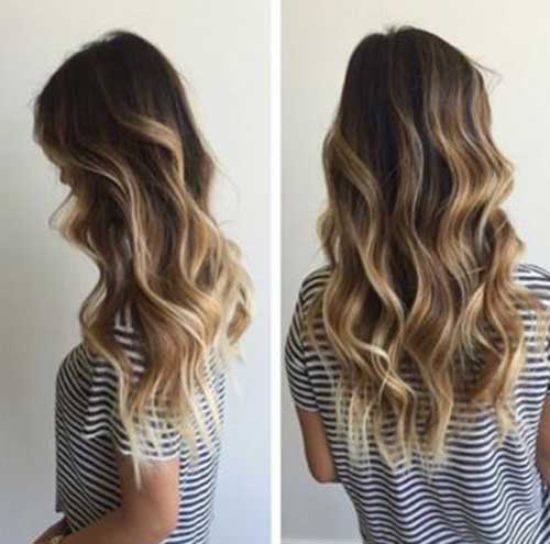 Bronde Hair 2015 Ideas
