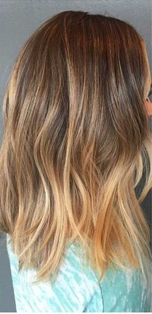 25 Brown And Blonde Hair Ideas Hairstyles Amp Haircuts
