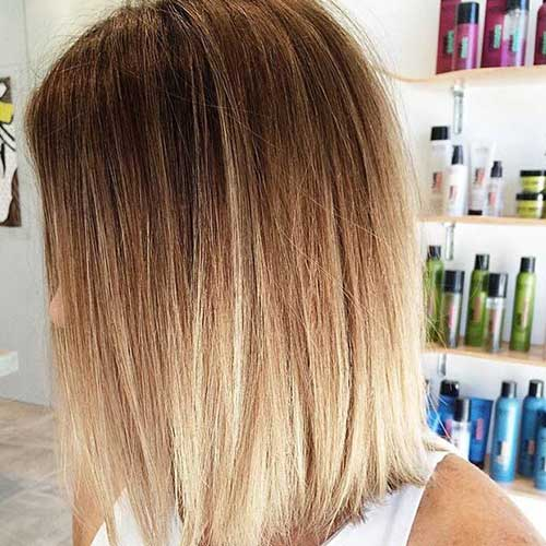 25 brown and blonde hair ideas hairstyles haircuts 2016 2017 - Ombre braun blond ...