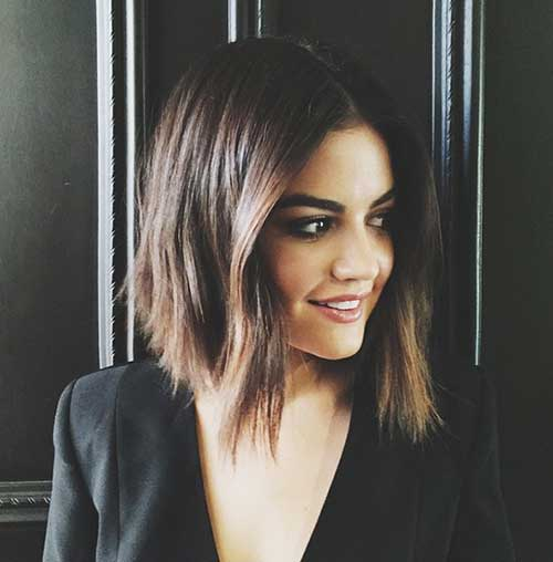 Nice Brunette Hair Color 2015