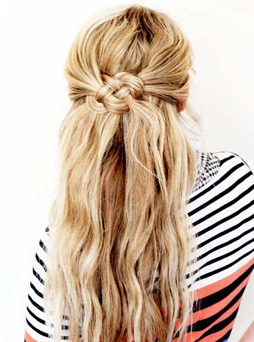 Celtic Knot Hairstyles
