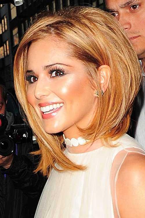 Cheryl Cole Bob