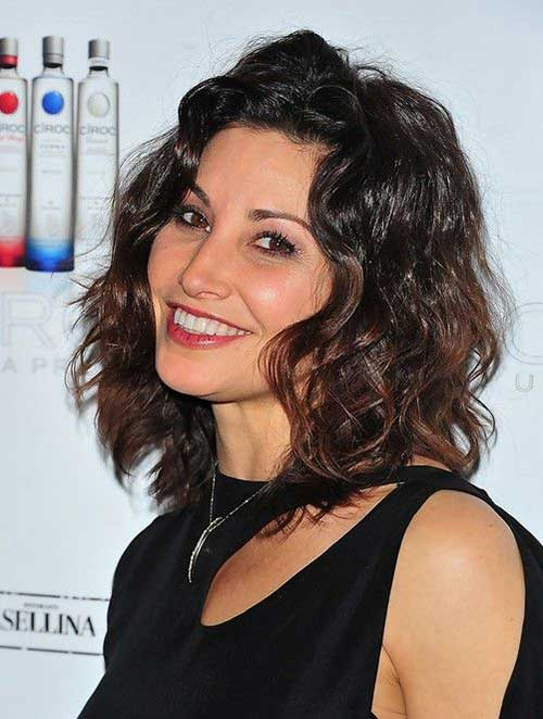 Best Curly Short Hairstyles