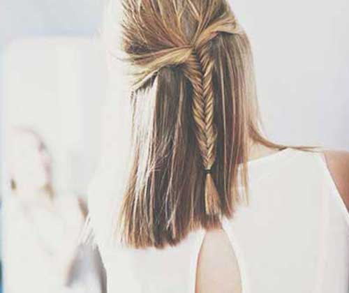 Best Cute Braided Simple Hairstyles