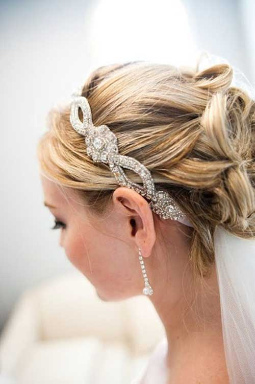 Cute Updo Party Hairstyles