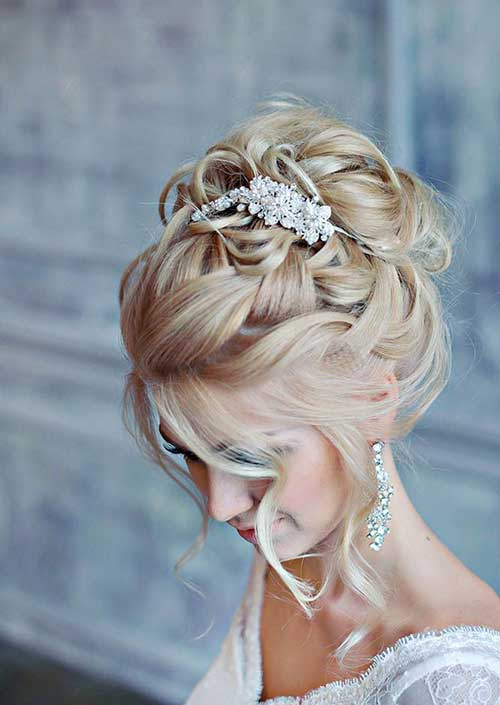 Cute Wedding Hairstyles 2016