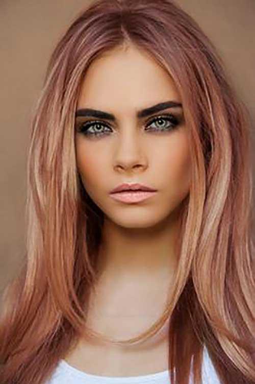 Dark Blonde Hair Color 2015