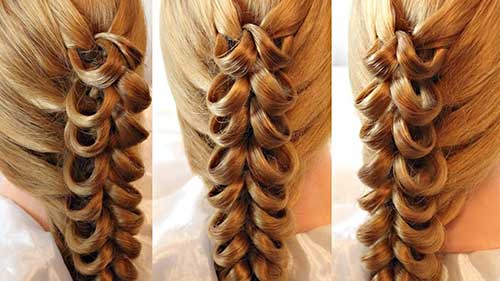 Stupendous Different Hair Styles With Braids Braids Hairstyles For Women Draintrainus