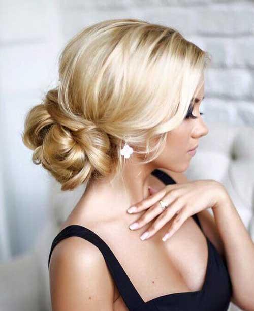 Elegant Hairstyle 2016