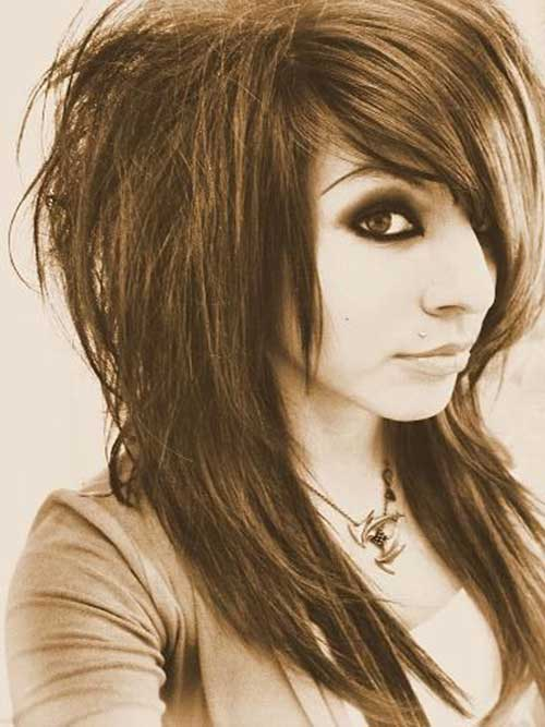 Funky Emo Hairstyles