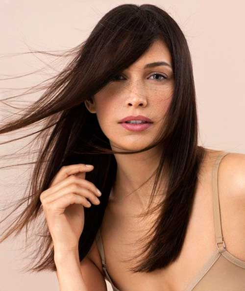 Best Hairstyle For Straight Thin Hair : Womens haircuts for fine hair best layered & trends ideas
