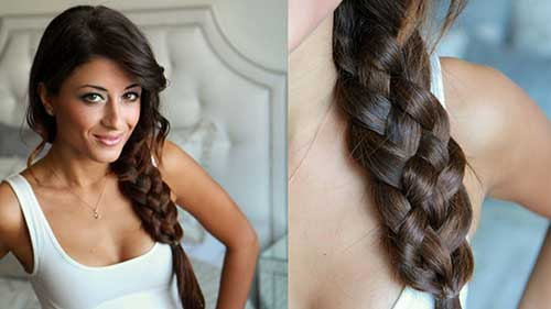 Five Strand Braid Styles