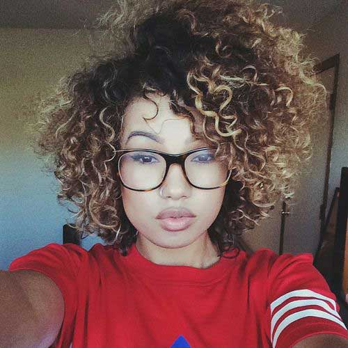 Awesome 35 Good Curly Hairstyles Hairstyles Amp Haircuts 2016 2017 Short Hairstyles For Black Women Fulllsitofus