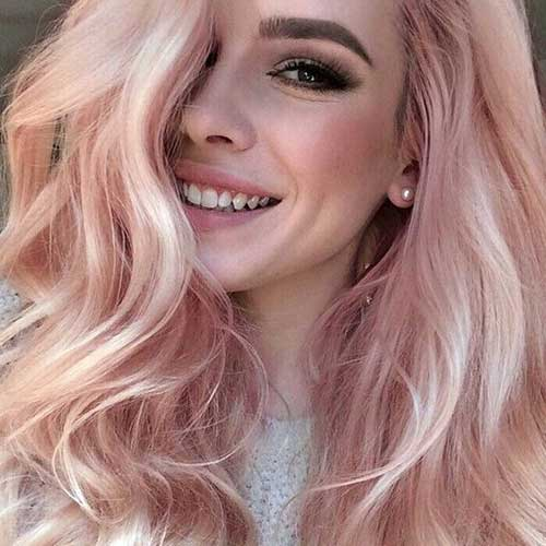 Hair Colors for Long Hairstyles