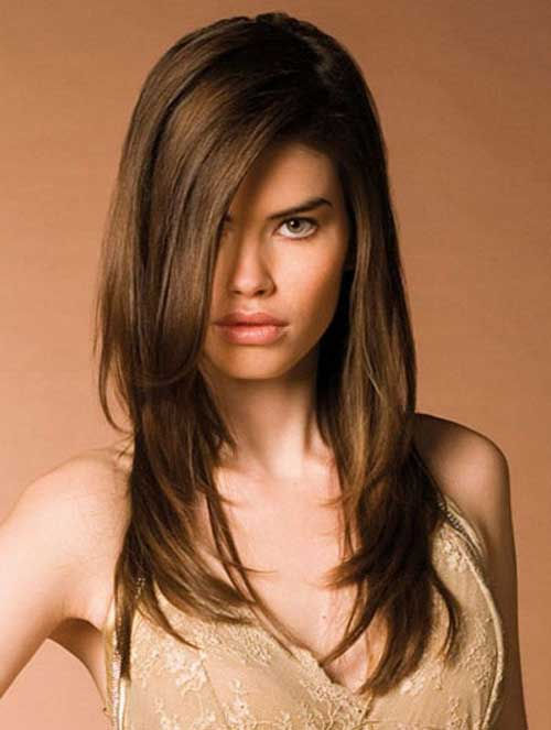 20 Hair Styles For Long Thin Hair Hairstyles Amp Haircuts