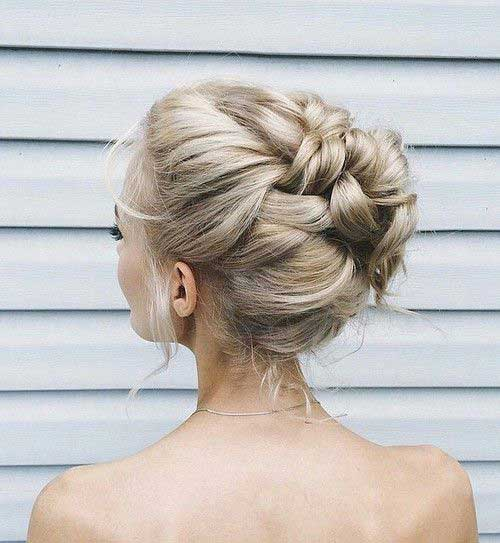 Bun Hair Style
