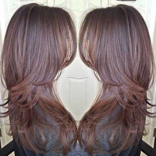 Haircuts for Long Thin Layered Hair