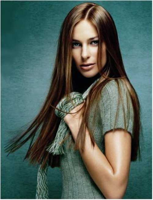 Hairstyles for Straight Hairs