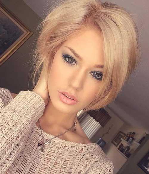 Blonde Bob Hairstyles 2015