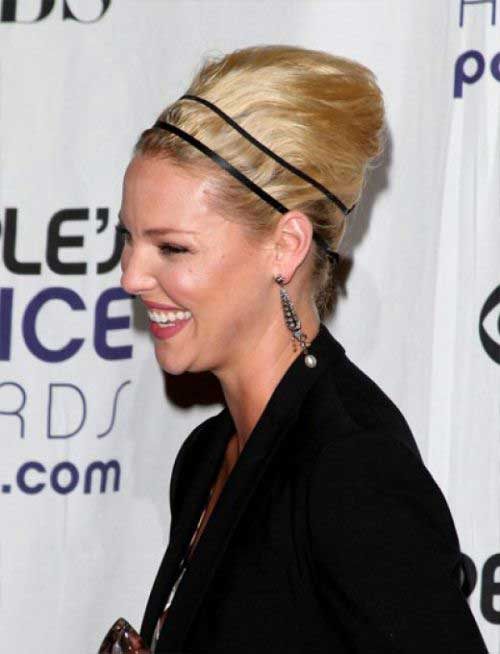 Party Hairstyles with Headbands