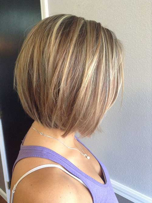 Highlighted Bob Hairstyles 2016