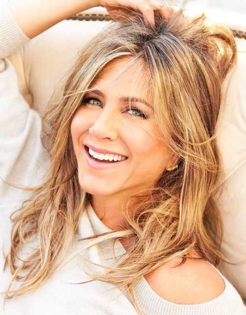 Jennifer Aniston Hair Color Ideas 2015