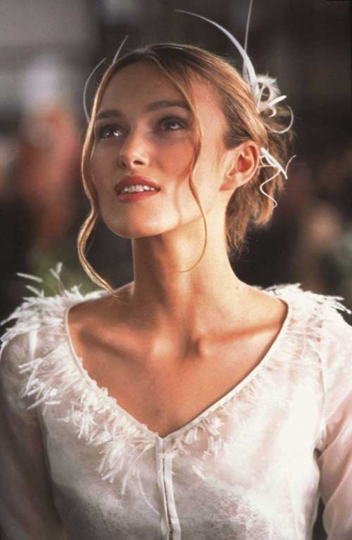 Keira Knightley Wedding Hair Images