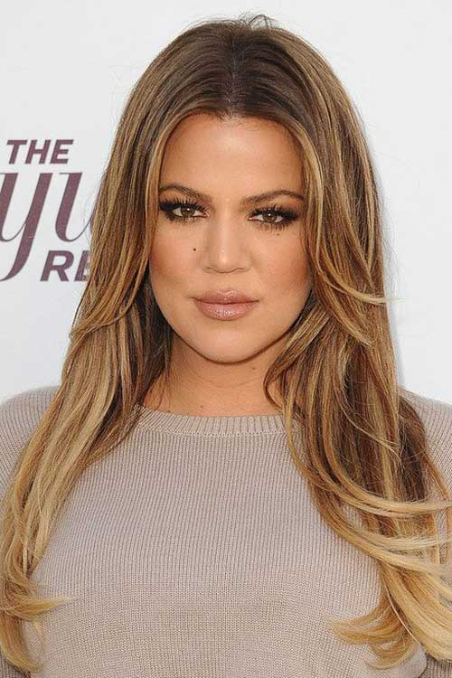 Khloe Kardashian Best Blonde Hair 2015