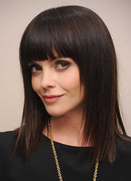 Fine 20 Haircuts With Bangs For Round Faces Hairstyles Amp Haircuts Short Hairstyles For Black Women Fulllsitofus