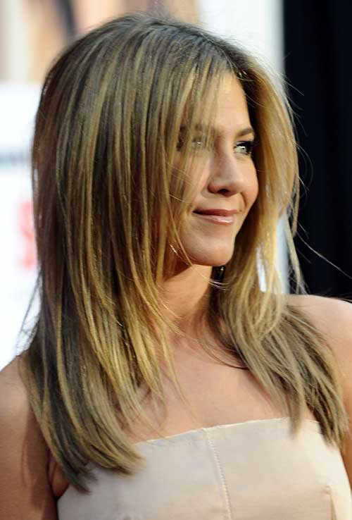 20+ Long Layered Straight Hairstyles | Hairstyles ...