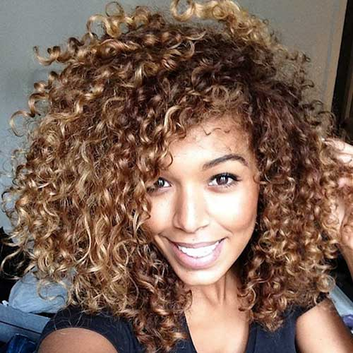 Hair color ideas for natural black hair