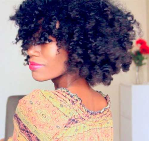 Stupendous 30 Best Afro Hair Styles Hairstyles Amp Haircuts 2016 2017 Short Hairstyles For Black Women Fulllsitofus