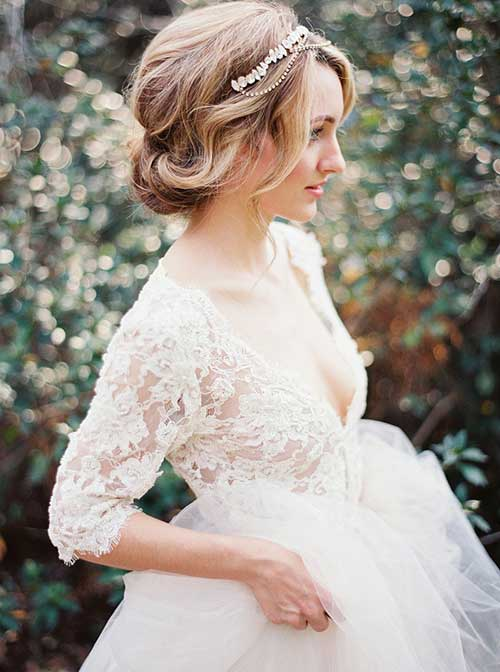 Nice Wedding Hairstyles Images
