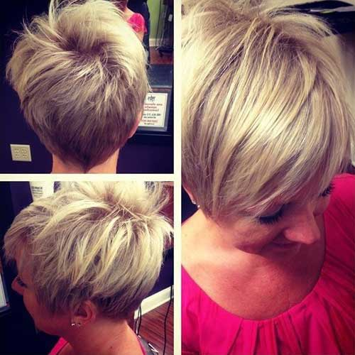 Older Women Short Hair Styles