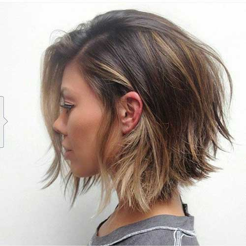 Ombre Bob Hairstyle 2015