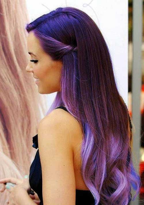 Ombre Hairstyles for Women 2016