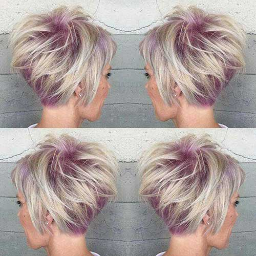 Pixie Haircuts Colors