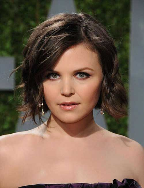 Round Face Hairstyles 2015-2016