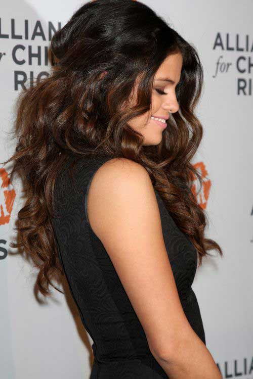 Medium Length Hairstyles For Brunettes Photo 1