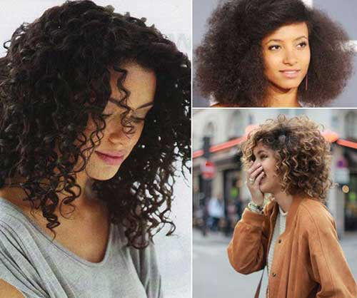 Best Short Naturally Curly Thick Hair