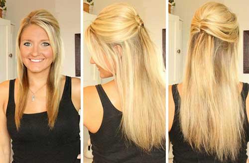 Stupendous 10 Straight Formal Hairstyles Hairstyles Amp Haircuts 2016 2017 Short Hairstyles Gunalazisus