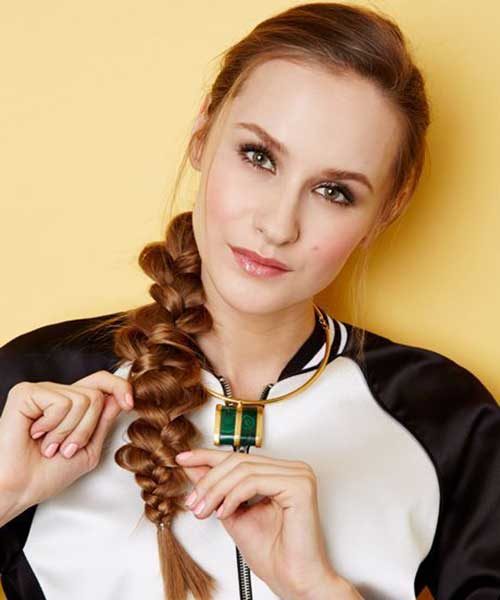Stylish Hair Braid Styles