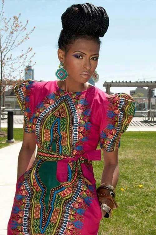 Stylish African Women Hairstyles