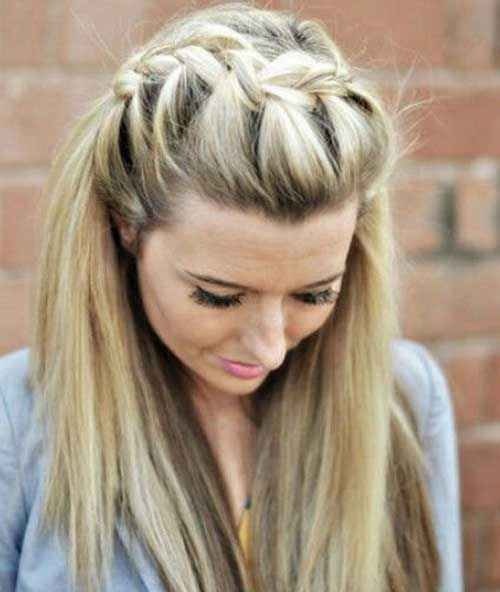 Top Braid Hairstyles 2016