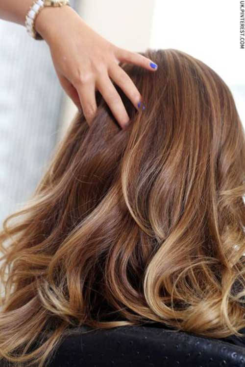 Tortoise Shell Blonde Brown Hair Ideas