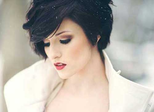 Vintage Short Black Hairstyles