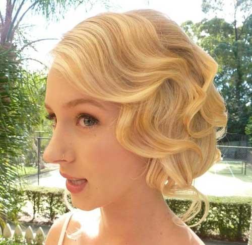 Vintage Updos Hairstyles