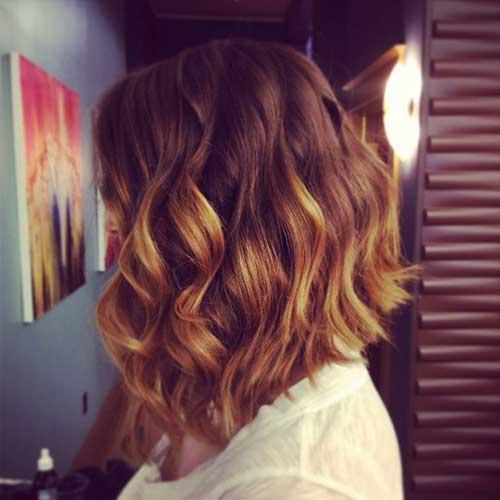 Wavy Hairdos
